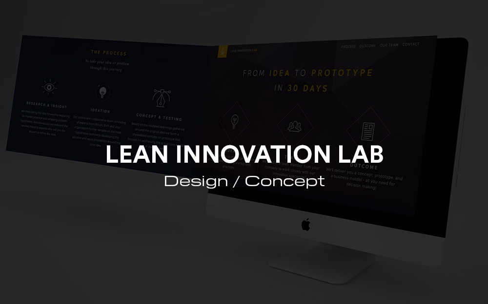Lean Innovation Lab